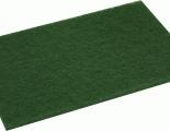 Håndskurenylon grøn
