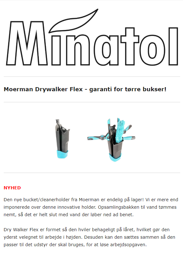 Moerman Drywalker Flex